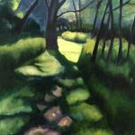 """Annica, acrylic on canvas30x24"""""""