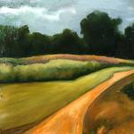 """Sabi, acrylic on canvas24x30"""""""