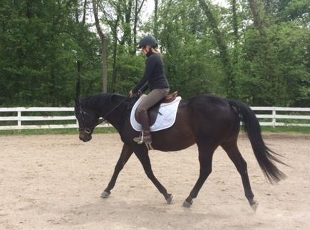 Riding Emma
